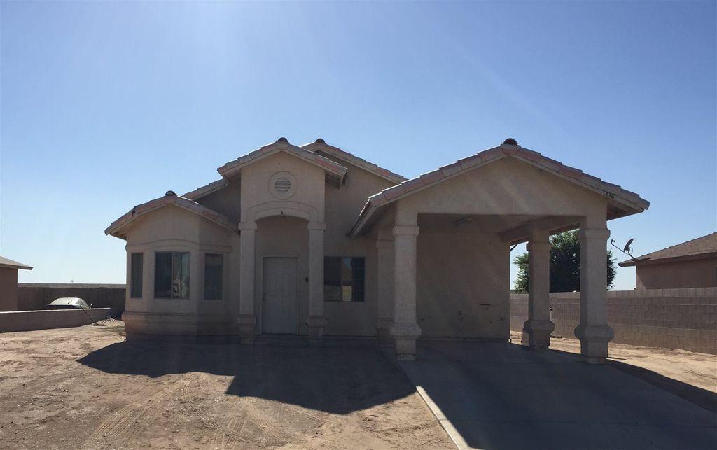 1416 N Los Portales Ave, San Luis, AZ 85336