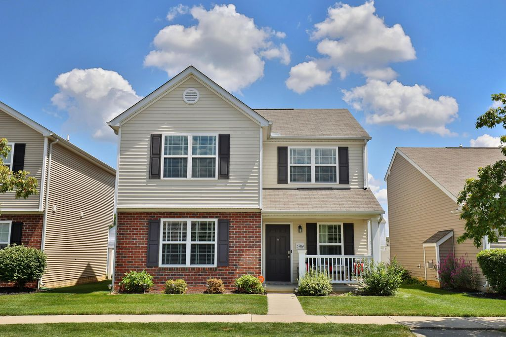 5704 Caledonia Dr, Westerville, OH 43081