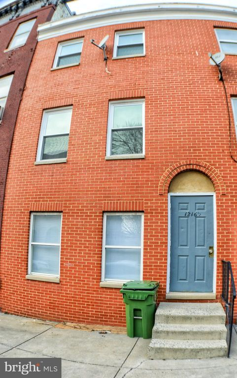 1216 W Lafayette Ave #2, Baltimore, MD 21217