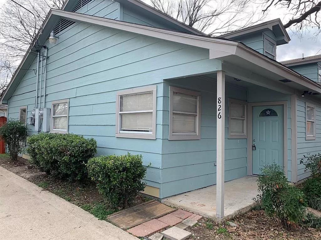 826 Samuels Ave #826, Fort Worth, TX 76102