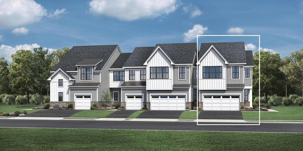 Colman Elite Plan in Reserve at Center Square - The Villages Collection, Norristown, PA 19403