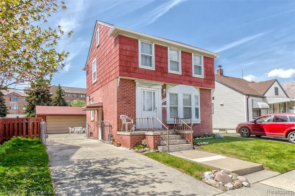 5479 Mead St, Dearborn, MI 48126