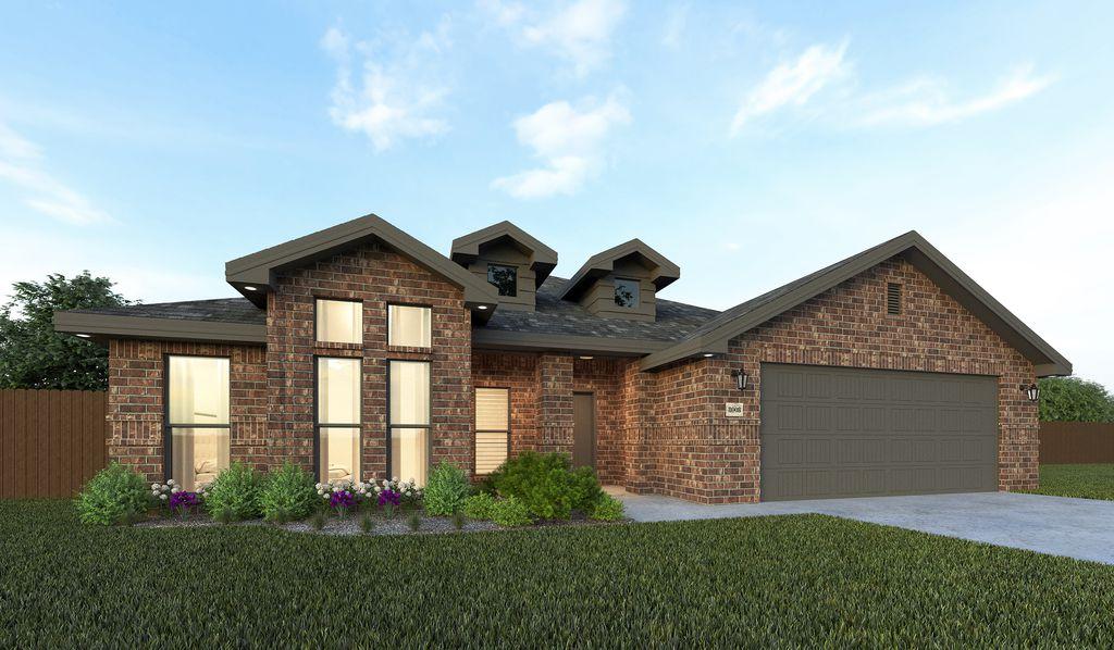 Beth Plan in The Meadows, Amarillo, TX 79119