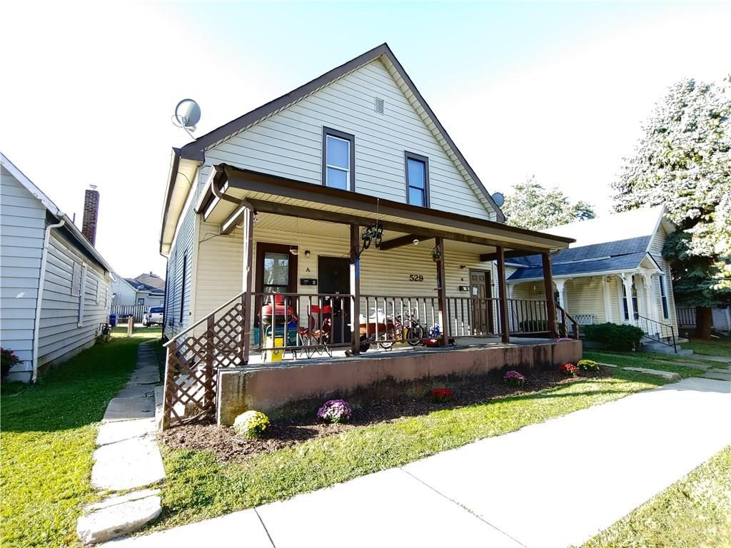 529 W Taylor St, Shelbyville, IN 46176