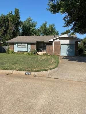 3213 W Woodlane Dr, Oklahoma City, OK 73110