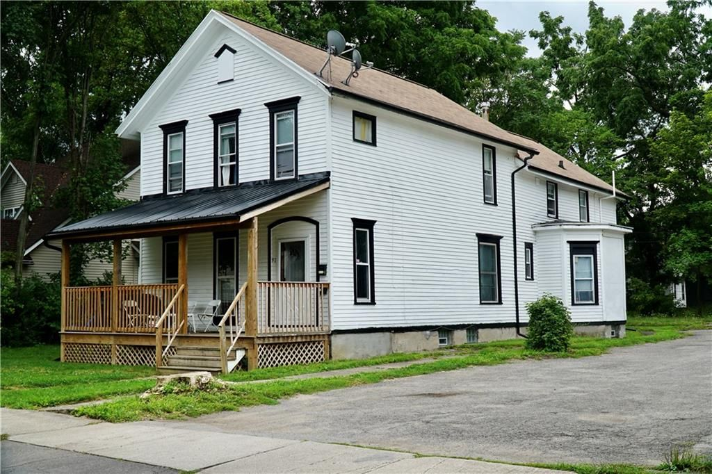 91 Frost Ave, Rochester, NY 14608