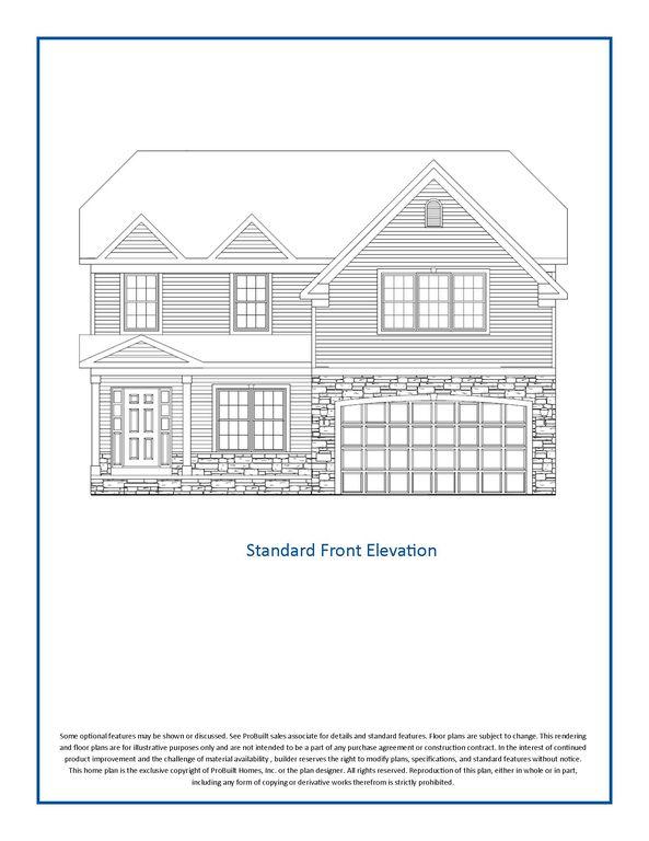 Mcintosh Plan in Iris Place, Aurora, OH 44202