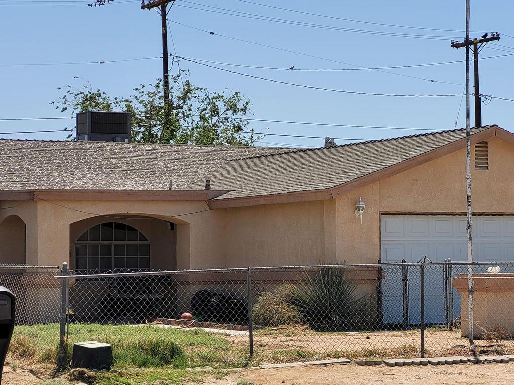 20842 Yerba Blvd, California City, CA 93505