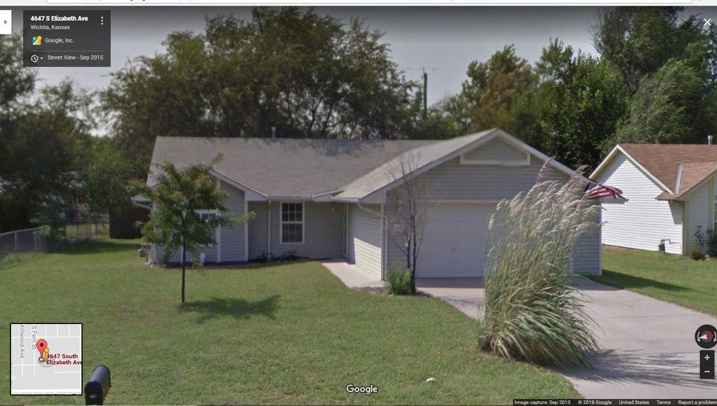 4647 S Elizabeth Ave, Wichita, KS 67217