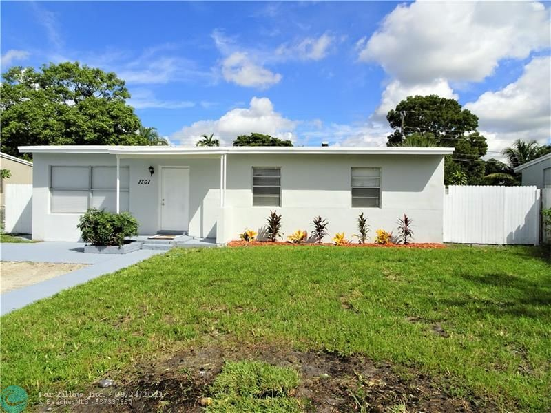1301 NW 10th Pl, Fort Lauderdale, FL 33311