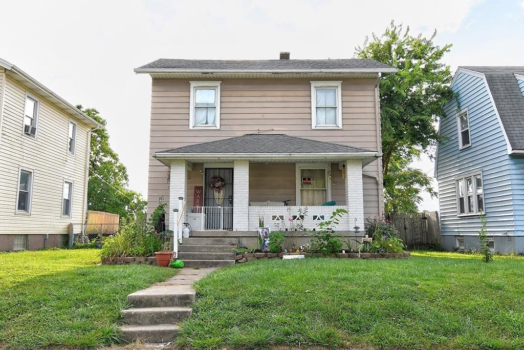 412 McKinley St, Middletown, OH 45042