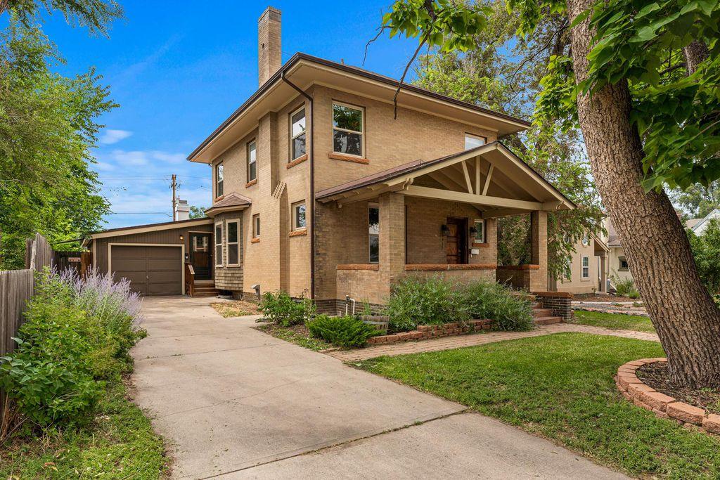 1465 N Ivanhoe St, Denver, CO 80220