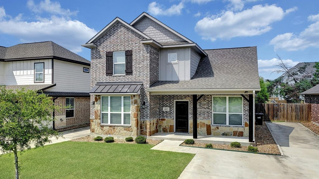 807 Montclair Ave, College Station, TX 77840