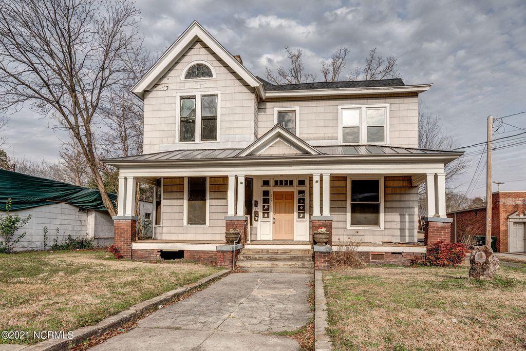 209 Vance St E, Wilson, NC 27893