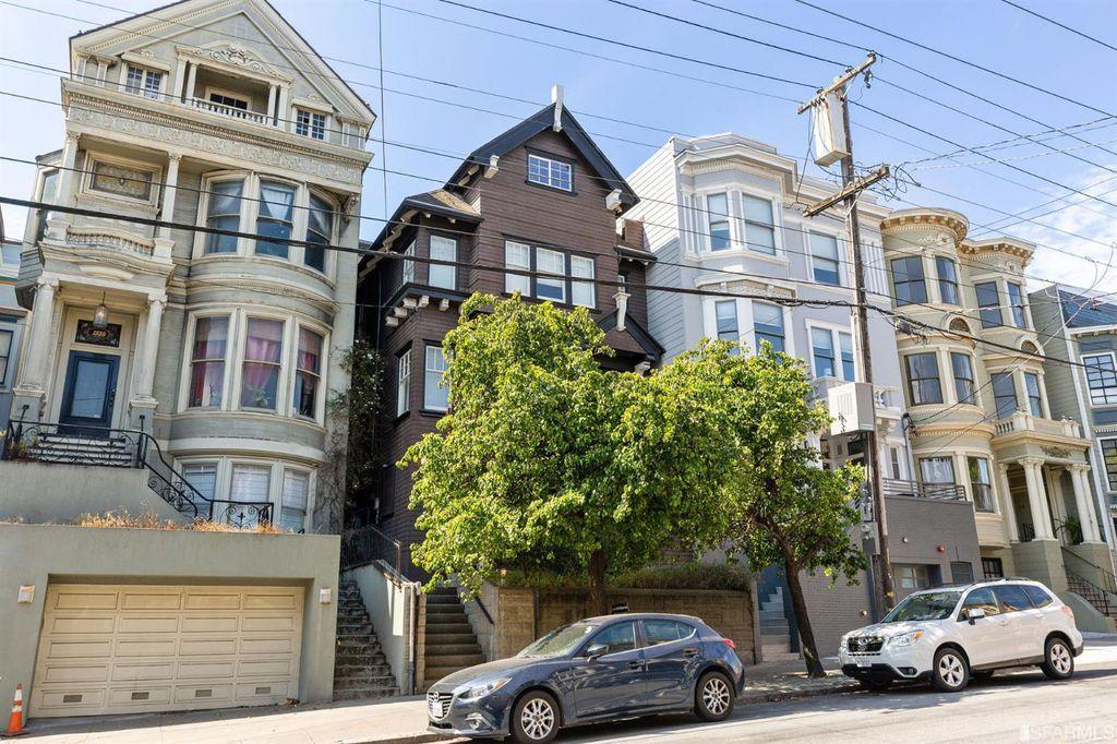 1543 McAllister St #5, San Francisco, CA 94115