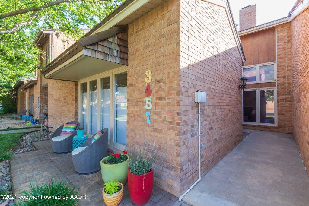 3451 Gladstone Ln, Amarillo, TX 79121