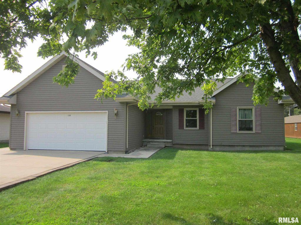 124 S Indiana St, Mason City, IL 62664