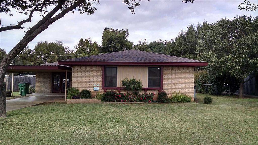 725 Dana St, Burkburnett, TX 76354