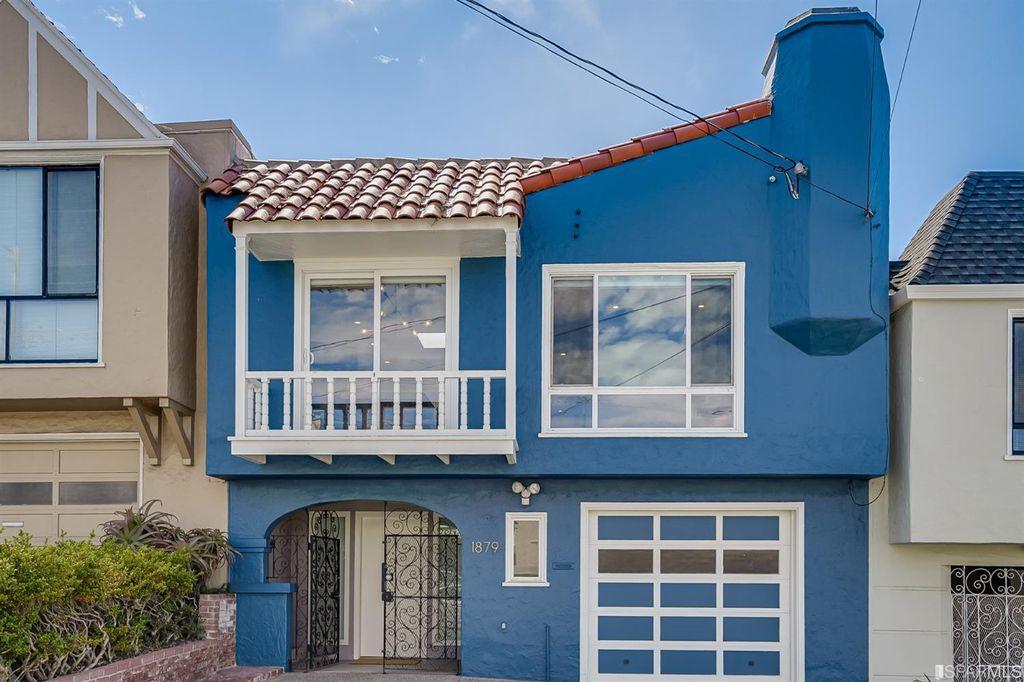 1879 23rd Ave, San Francisco, CA 94122