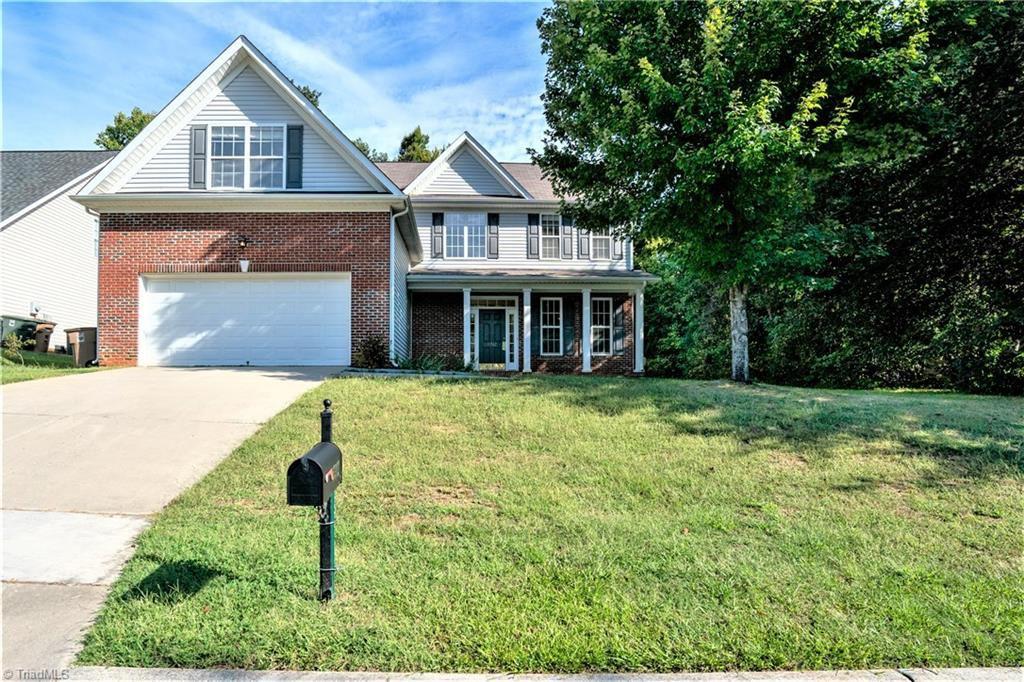 6312 Ridge Haven Rd, Greensboro, NC 27410