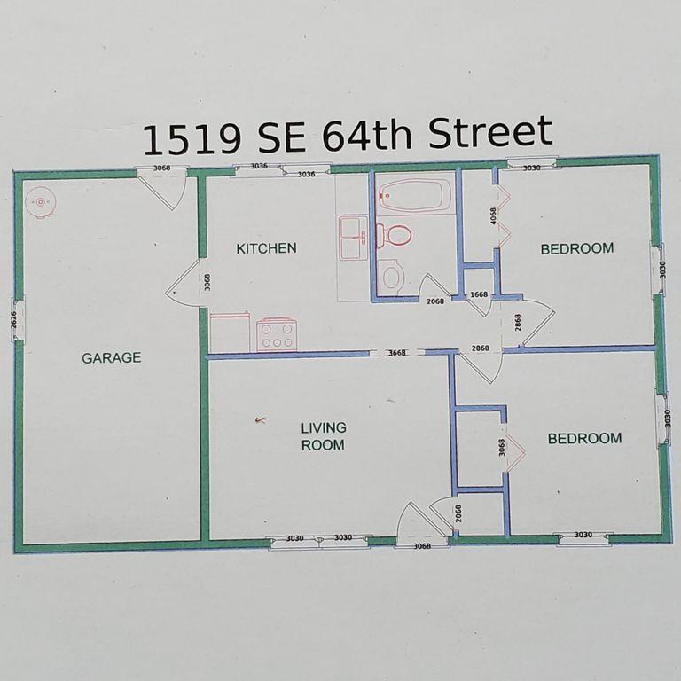 1519 SE 64th St, Oklahoma City, OK 73149