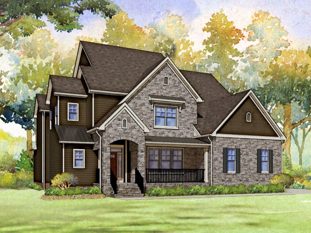 Wellington Plan in Banks Pointe, Raleigh, NC 27603