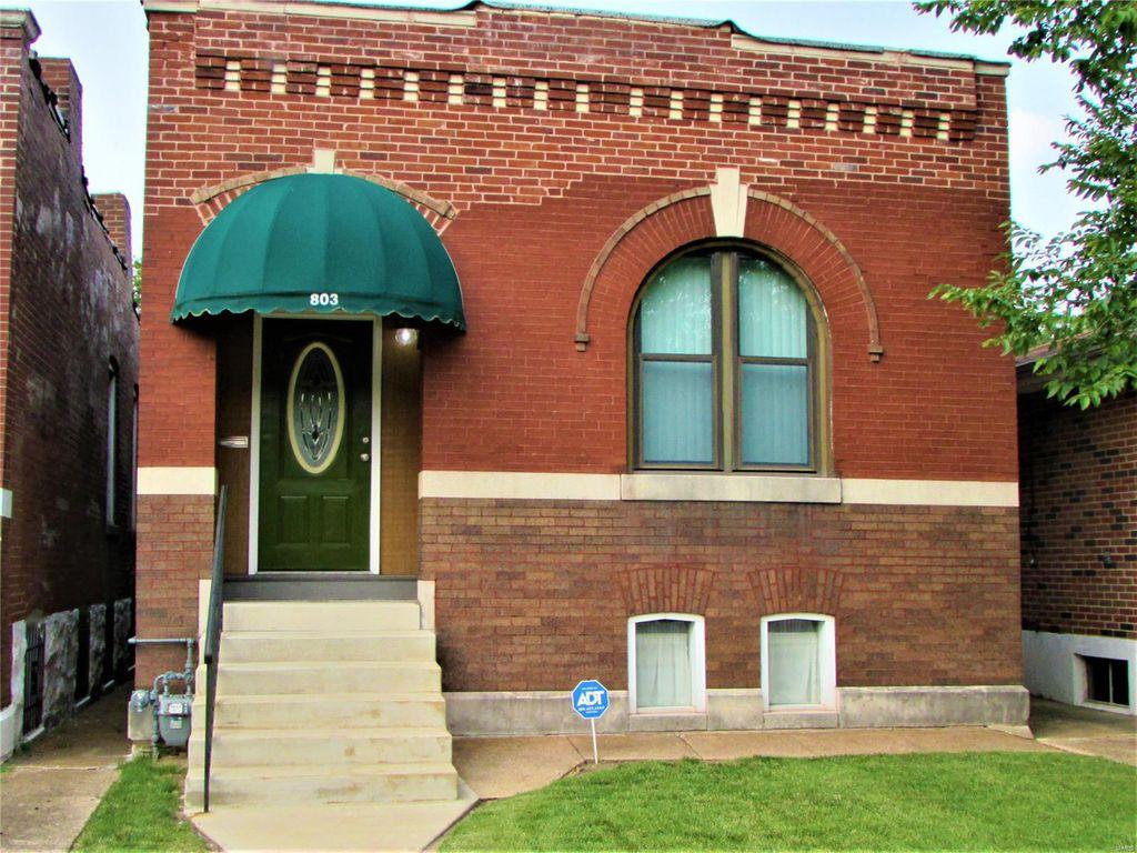 803 Bates St, Saint Louis, MO 63111