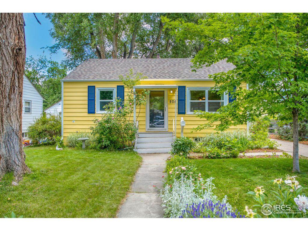 804 Vivian St, Longmont, CO 80501