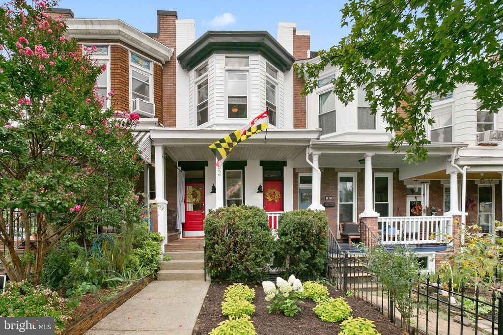 862 W 37th St, Baltimore, MD 21211