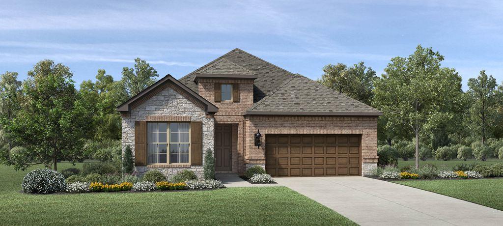 Ellie Plan in Parkvue, Denton, TX 76205