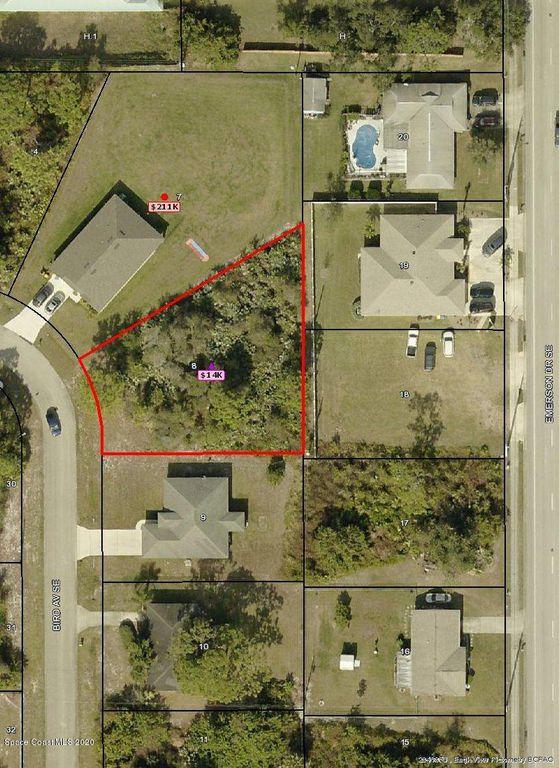 541 Bird Ave SE, Palm Bay, FL - Studio Lot/Land | Trulia