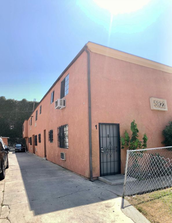 5822 Gregory Ave, Los Angeles, CA 90038