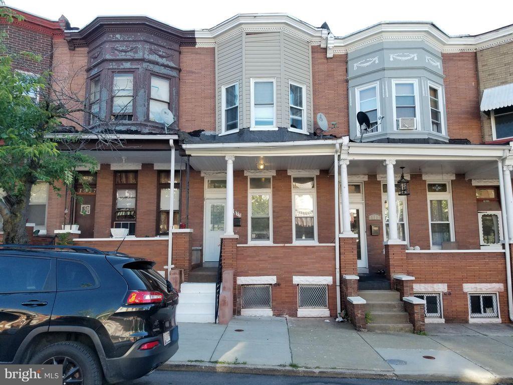 1625 Appleton St, Baltimore, MD 21217