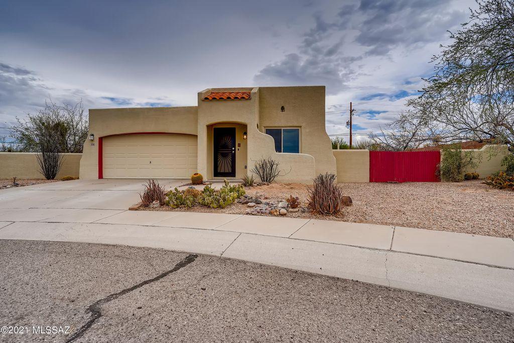 3576 W Ironwood Meadows Pl, Tucson, AZ 85742