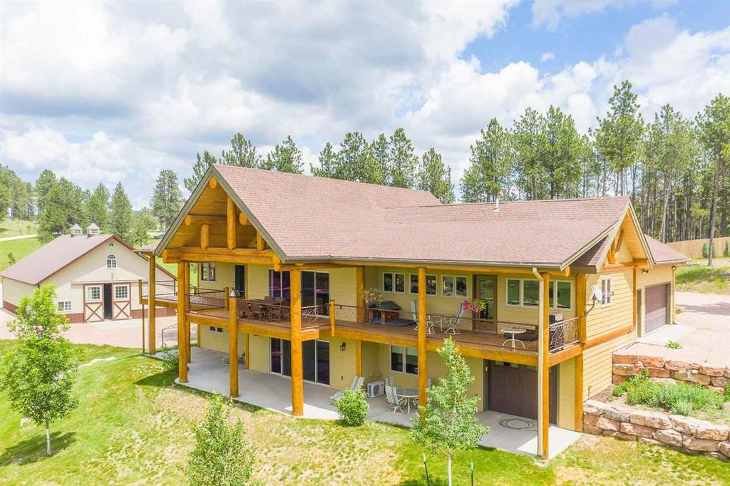 11969 Woodnote Ln, Custer, SD 57730