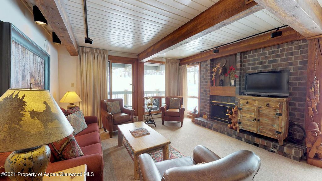 855 Carriage Way #206, Snowmass Village, CO 81615