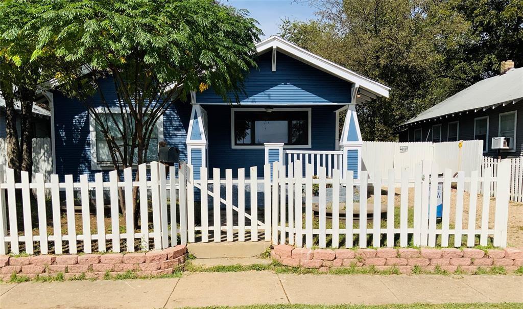 1319 E Richmond Ave, Fort Worth, TX 76104
