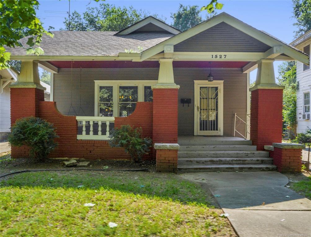 1527 S Yorktown Ave, Tulsa, OK 74104