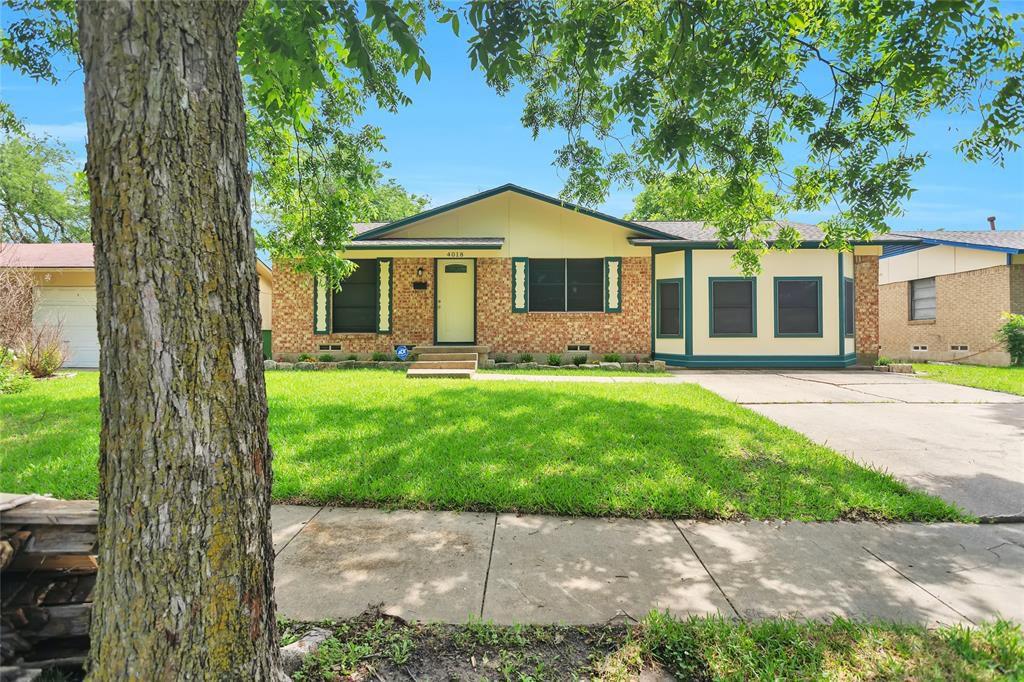 4018 Pineridge Dr, Garland, TX 75042