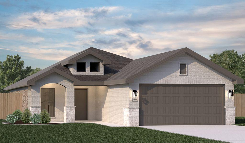 Kyla Plan in The Meadows, Amarillo, TX 79119