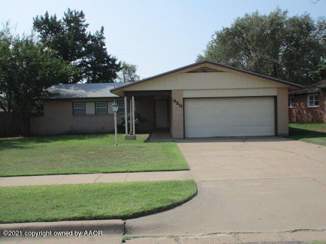 4211 SW 38th Ave, Amarillo, TX 79109