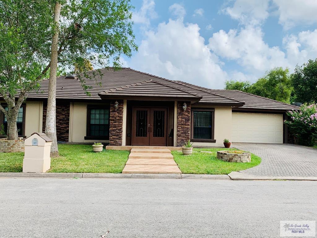 1634 Old Creek Ct, Brownsville, TX 78521