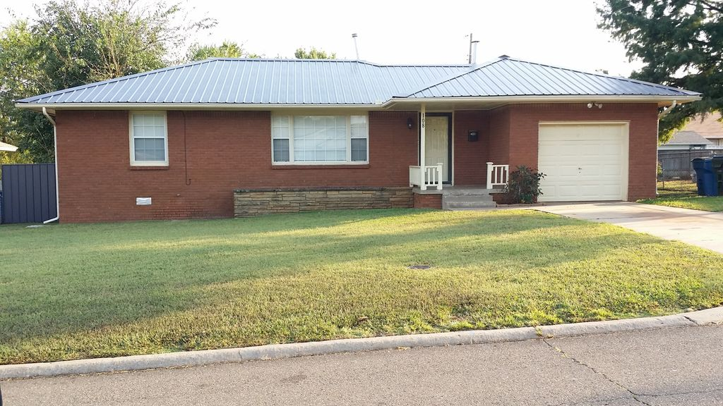 108 E Pratt Dr, Oklahoma City, OK 73110