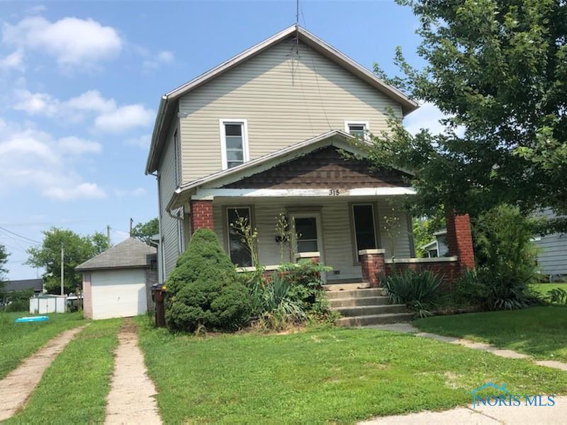 315 E Smith St, Hicksville, OH 43526