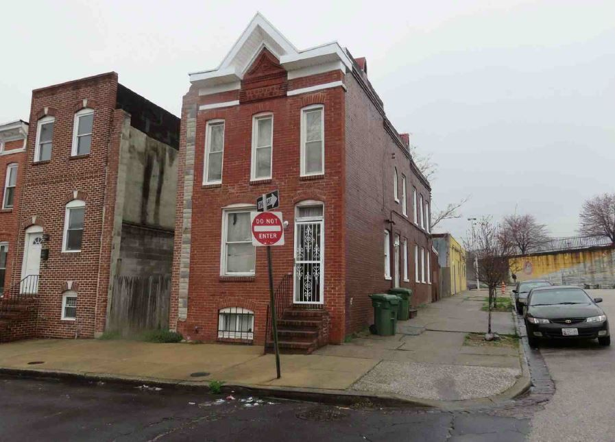 1100 Sargeant St, Baltimore, MD 21223