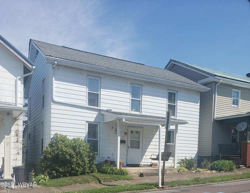 115 E 3rd St, Watsontown, PA 17777