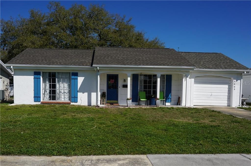 3805 Haven Dr, New Port Richey, FL 34652