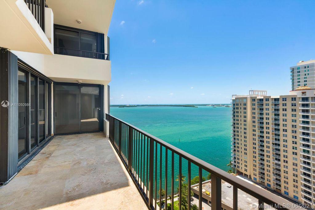 520 Brickell Key Dr #APH01, Miami, FL 33131