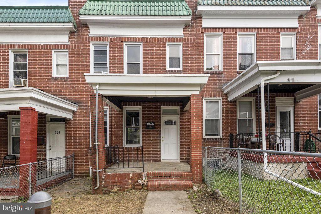 749 N Edgewood St, Baltimore, MD 21229