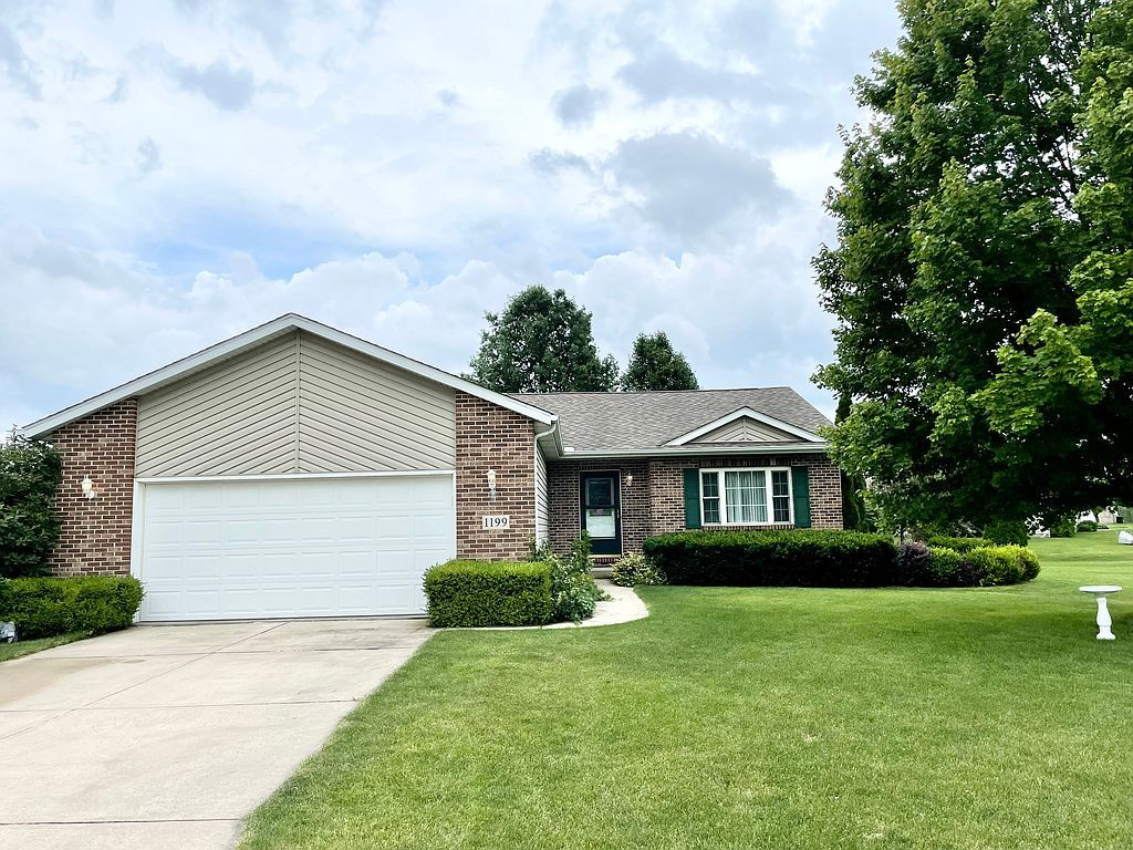 1199 Morning Glory Ct, Hobart, IN 46342